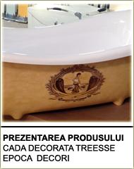 PREZENTAREA PRODUSULUI- CADA TREESSE EPOCA DECORI
