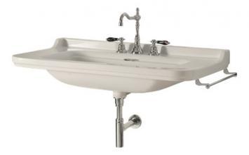 Lavoar suspendat alb 80x55cm 4141 Waldorf Kerasan Italia