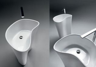 Lavoar cristalplant Level 45 WA2 Falper Italia