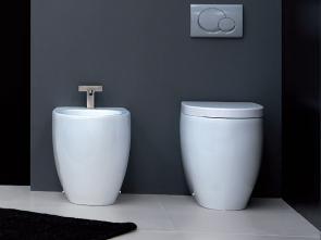 Vas WC Stativ Ceramica Esedra Bull