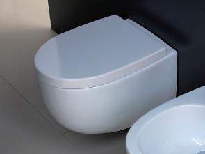 Vas WC Suspendat Ceramica Esedra Bull