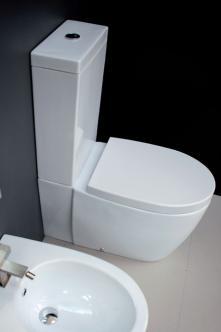 Vas WC Monobloc Ceramica Esedra Bull