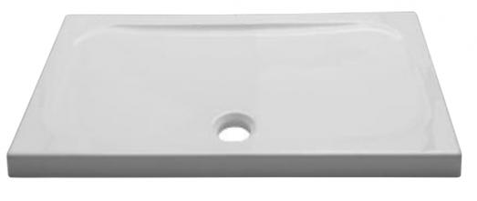 Cadita Dus Ceramica Esedra Smart 80x100