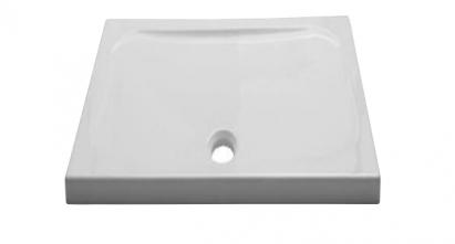 Cadita Dus Ceramica Esedra Smart 80x80