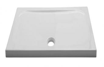 Cadita Dus Ceramica Esedra Smart 90x90
