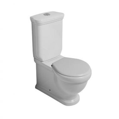 Vas wc monobloc clasic alb Ethos 8441 Galassia Italia