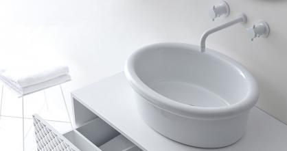 Lavoar ceramic Coco DWH Falper Italia