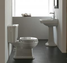 Vas wc monobloc clasic alb Ethos Galassia Italia