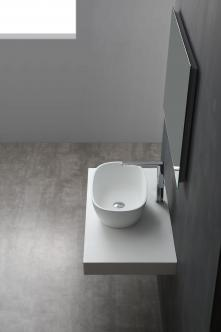 Lavoar blat corian solid surface Florenta