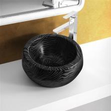 Lavoar Decorat Thabo Ceramica Vitruvit Ethnic