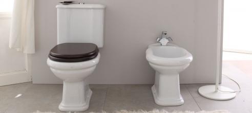 Vas WC Monobloc Ceramica Esedra Mayfair