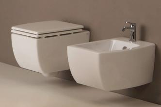 Capac wc soft close alb Olympic Vitruvit Italia