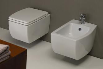 Vas wc suspendat alb Olympic Vitruvit Italia