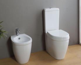 Vas wc monobloc Young Vitruvit Italia