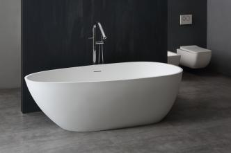 Cada baie freestanding solid surface London