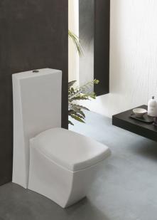 Vas WC monobloc Ceramica Esedra Selinon