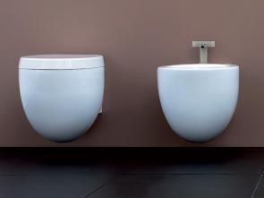 Vas WC Suspendat Ceramica Esedra Fly